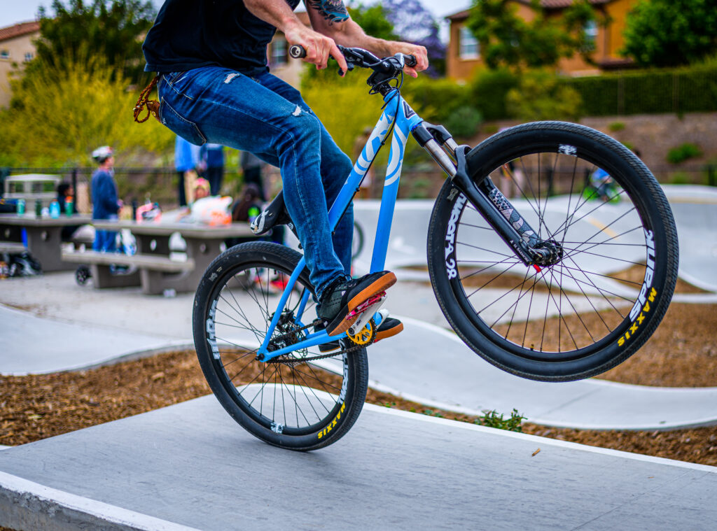 Pacific Highlands Ranch Pump Track