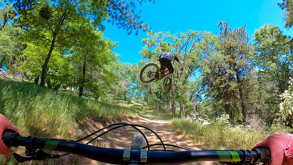 big bear downhill trails