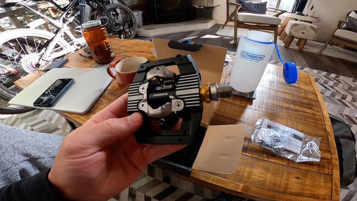 shimano saint pedal review