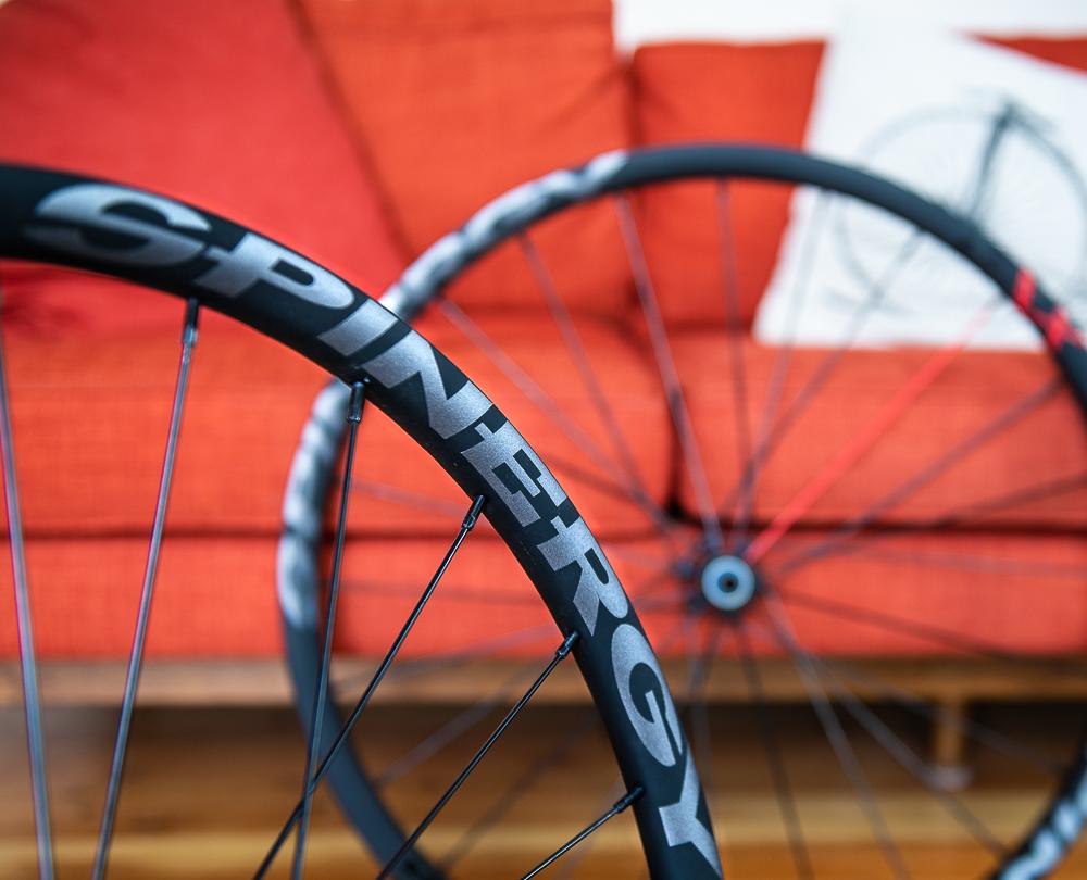 Spinergy GXX gravel wheel