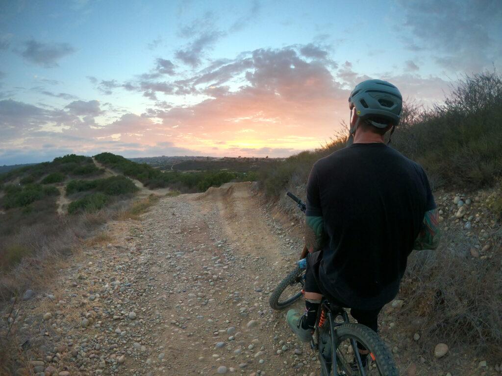 San Diego mountain biking